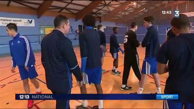 Handball : la France forme ses futures stars