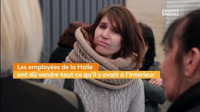 Emploi : les raisons du licenciement de 1600 employés de la Halle aux vêtements