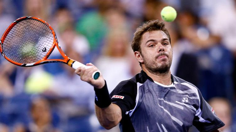 Stan Wawrinka s'est qualifié pour le 3e tour de l'US Open (JULIAN FINNEY / GETTY IMAGES NORTH AMERICA)