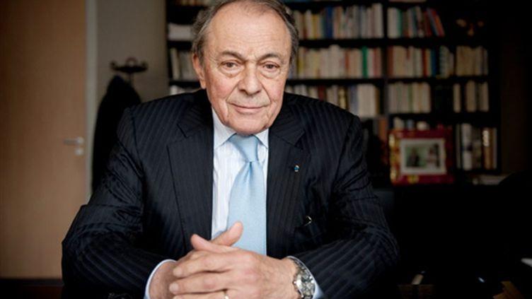 Michel Rocard (AFP/MARTIN BUREAU)
