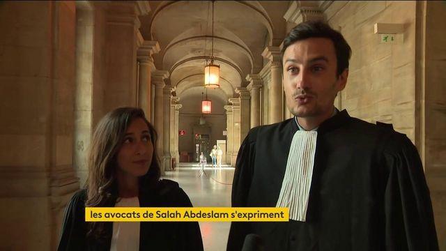 Procès du 13-Novembre : interview exclusive des avocats de Salah Abdeslam