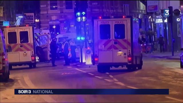 Londres : grave incident dans le centre-ville