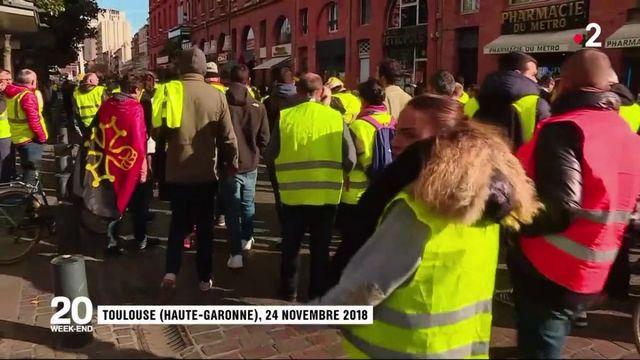 """""""Gilets jaunes"""" : les journalistes pris pour cible"""