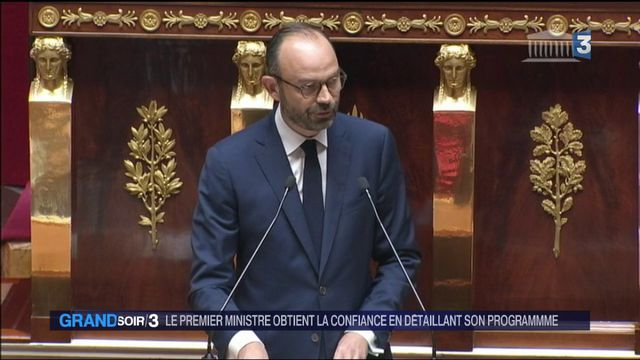 philippe discours