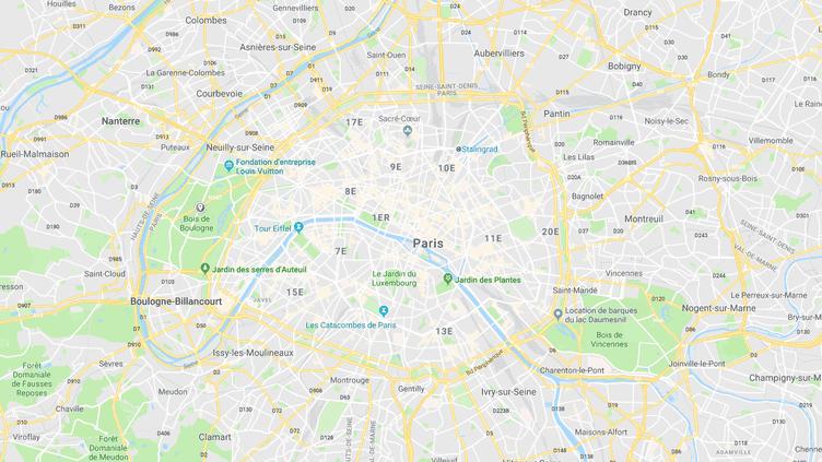 Une prostituée transgenre a été agressée, le 18 septembre 2018, dans le bois de Boulogne. (GOOGLE MAPS / FRANCEINFO)