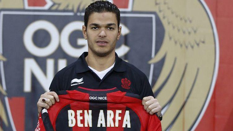 Les chances s'amenuisent pour Hatem Ben Arfa de porter ce maillot N.4 de l'OGCN