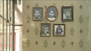 Les enfants de Gaulle dans la maison des grands-parents du général à Lille (France 3 Nord-Pas-de-Calais)