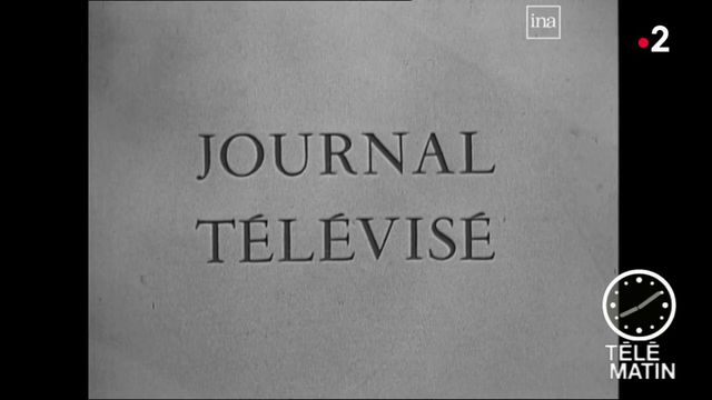 Le journal télévisé fête ses 70 ans