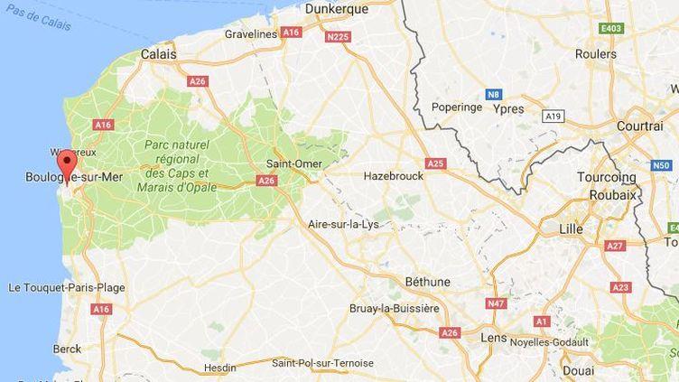 Un animateur scolaire a été arrêté lundi 6 mars 2017 à Outreau (Pas-de-Calais), accusé d'avoir commis des attouchements sur un petit garçon de 4 ans. (GOOGLE MAPS)