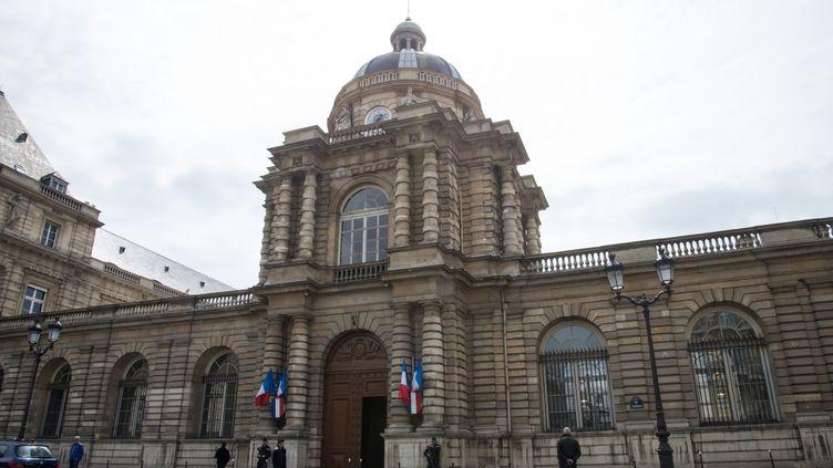 Le palais du Luxembourg, qui accueille le Sénat français, à Paris le 7 mai 2019. (RICCARDO MILANI / HANS LUCAS / AFP)