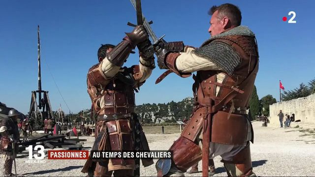 Passion : retour au Moyen Age grâce à la reconstitution historique