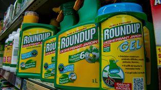 Le Roundup est l'un des principaux pesticides fabriqués par Monsanto. (PHILIPPE HUGUEN / AFP)