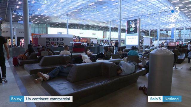 L'aéroport de Roissy-Charles-de-Gaulle a la cote et l'Etat se frotte les mains