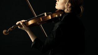 La violoniste Marina Chiche, coprésentatrice des Victoires de la musique classique 2021. (Marco Borggreve)