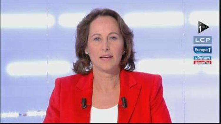 Ségolène Royal (I Télé)