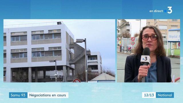 Samu : négociations en cours en Seine-Saint-Denis