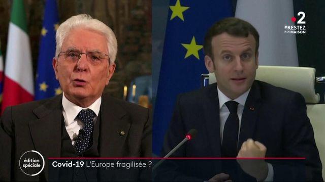 """Coronavirus : un """"danger mortel"""" pour l'Union européenne, avertit Jacques Delors"""
