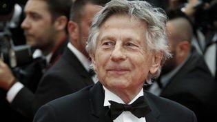 Roman Polanski au Festival de Cannes en 2014  (VALERY HACHE / AFP)