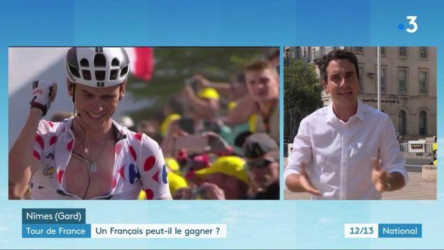 Tour de France : les coureurs face à la canicule