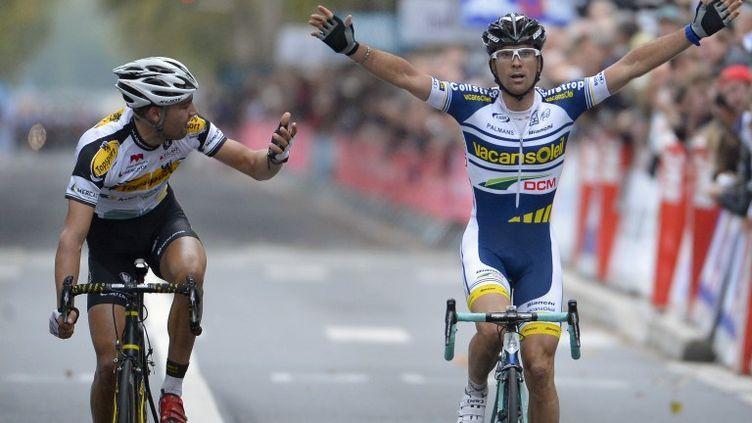 Marco Marcato enlève Paris-Tours (DIRK WAEM / BELGA MAG)