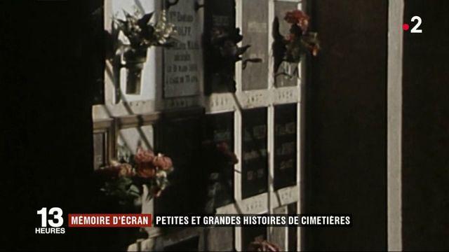 Mémoire d'écran : les cimetières, de la tradition à la personnalisation