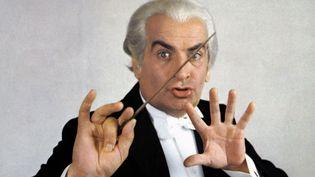 """Louis de Funès dans """"La grande vadrouille"""" (1966)  (LES FILMS CORONA / RANK ORGANISA / COLLECTION CHRISTOPHEL)"""