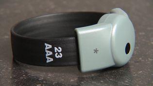 Le bracelet anti-rapprochement, un espoir pour des milliers de victimes de violences conjugales. (France 3 National)