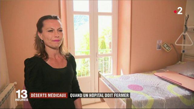 Déserts médicaux : un hôpital contraint de fermer