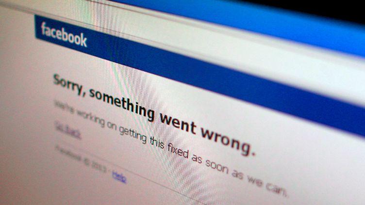 (La justice française vient de se déclarer compétente pour juger le réseau social américain Facebook © REUTERS/Thomas White)