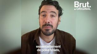 VIDEO. Quand Maxime Gasteuil ironise sur les différences entre Paris et la province (BRUT)