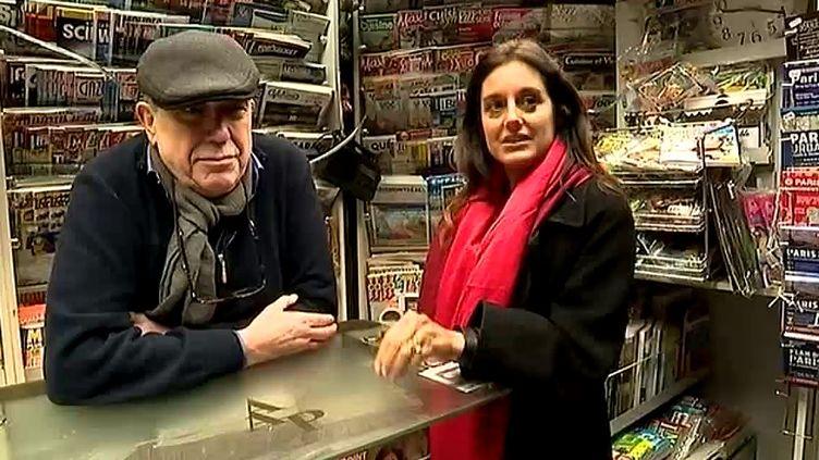 Patrick Deschamps et Anaïs Ginori  (France 3 / Culturebox)