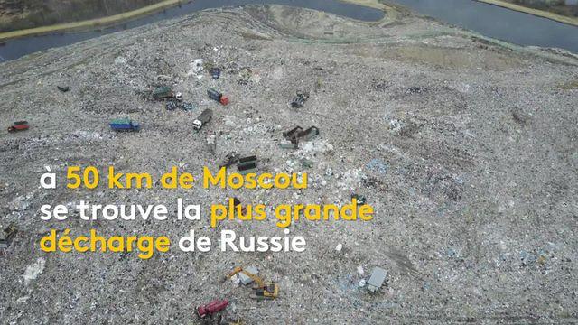 Environnement : l'énorme retard de la Russie en matière de recyclage
