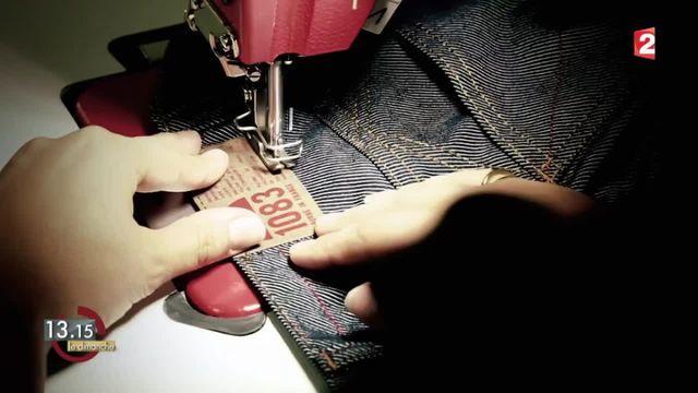 """13h15 le dimanche. Consommation : le succès commercial du jean 100% """"made in France"""""""