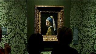 """La jeune fille à la perle"" de Johaness Vermeer  (France3/Culturebox)"