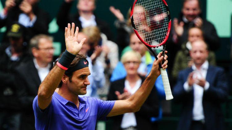 Roger Federer a remporté le tournoi de Halle pour la 8e fois de sa carrière