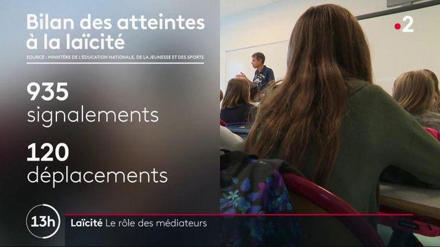 Attentat de Conflans-Sainte-Honorine : quel est le rôle des médiateurs de la laïcité à l'école ?