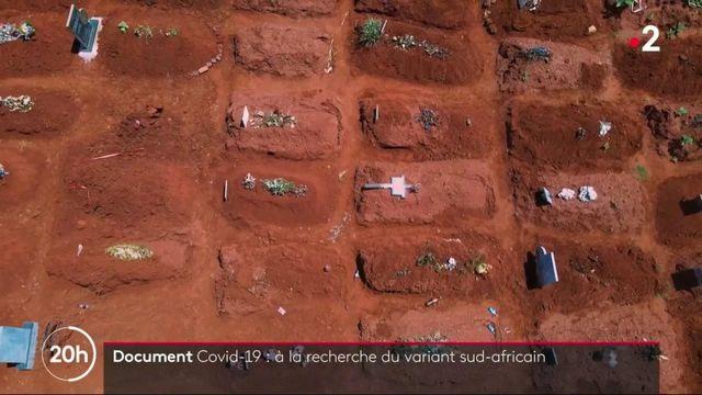 Afrique du Sud : le variant sud-africain du Covid-19 fait des ravages dans le pays