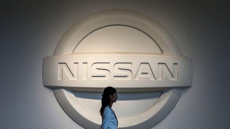 Au siège de Nissan, à Yokohama, au Japon (illustration) (BEHROUZ MEHRI / AFP)