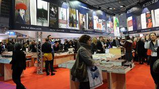 Le Salon du Livre de Paris 2014 met l'Argentine à l'honneur  (MaxPPP / Annie Viannet)