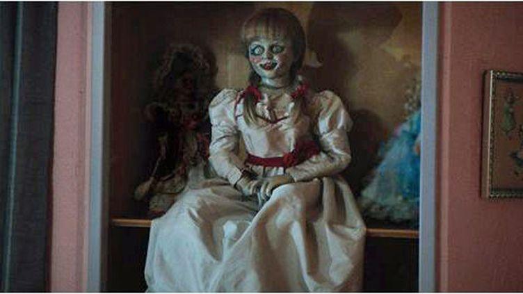 """""""Annabelle"""" de John R. Leonetti  (Warner Bros. France )"""