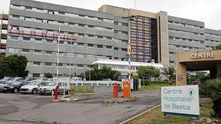 L'hôpital de Bastia (Haute-Corse), le 28 mai 2012. (PASCAL POCHARD CASABIANCA / AFP)