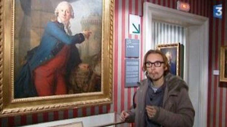 Métronome : Lorànt Deutsch se livre sur l'histoire de France  (Culturebox)