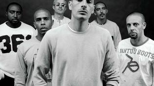 Le groupe IAM photographié à Paris le 5 janvier 2004. (AP/SIPA / HOSTILE RECORDS)