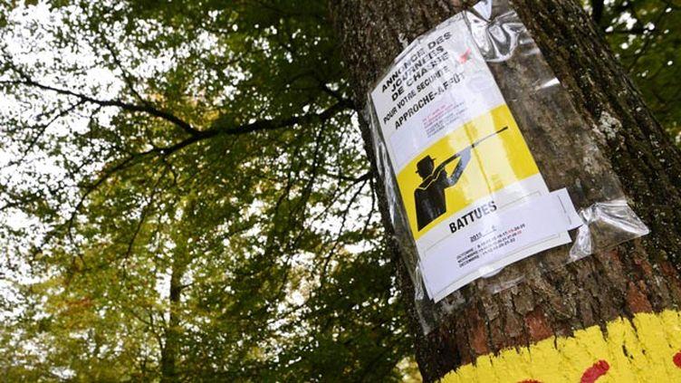 (Illustration : un jeune homme de 20 ans a été tué par balle samedi en Isère, suite à un accident de chasse © MaxPPP)