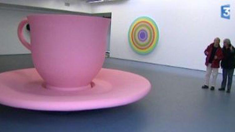 L'art contemporain à Linazay dans la Vienne  (Culturebox)