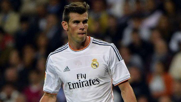 Le joueur gallois du Real Madrid, Gareth Bale