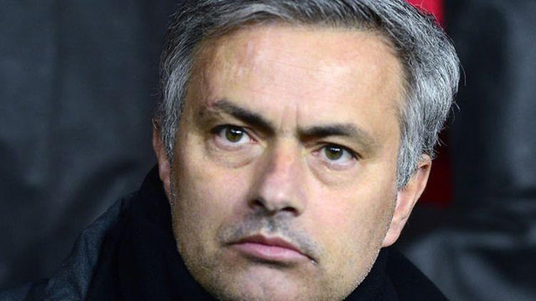 José Mourinho, l'entraîneur du Real Madrid