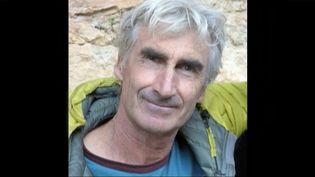 Photo d'Hervé Gourdel, le touriste français dont l'enlèvement en Algérie a été revendiqué par un groupe proche de l'Etat islamique, le 22 septembre 2014. (DR)