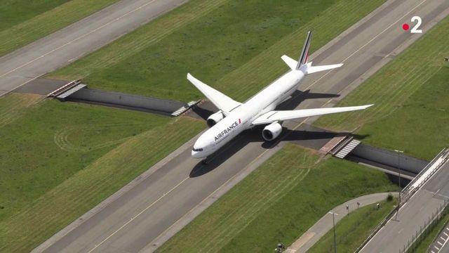 Aéronautique : abandon du projet de terminal 4 à Roissy