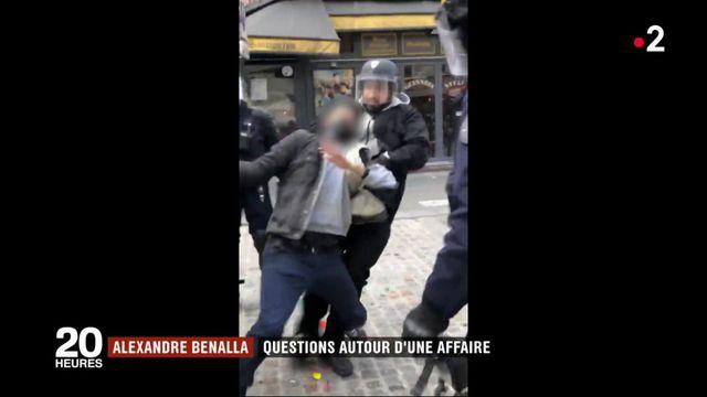 Alexandre Benalla : questions autour d'une affaire